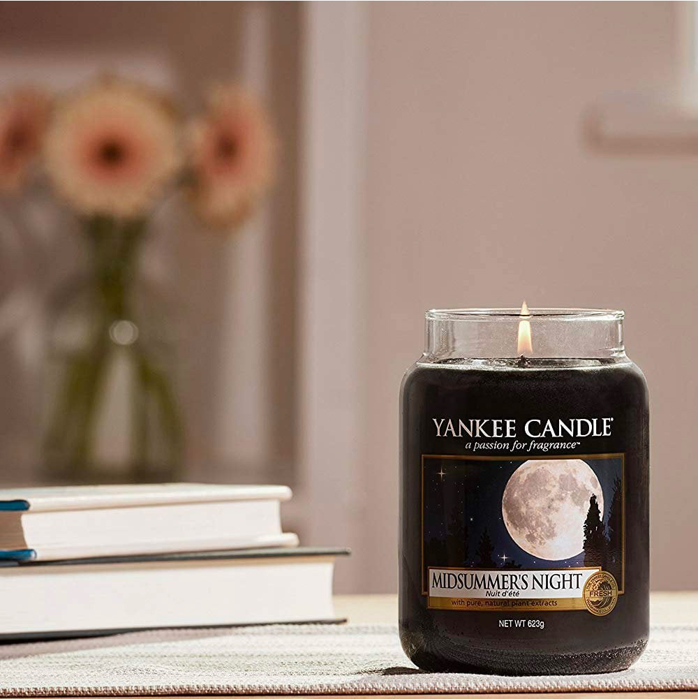Midsummer's Night Yankee Candle