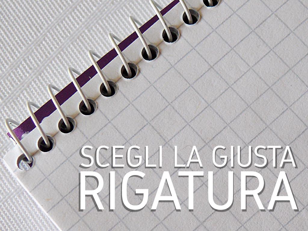 Mister Wizard Le Rigature Dei Quaderni Scegli Quella Giusta
