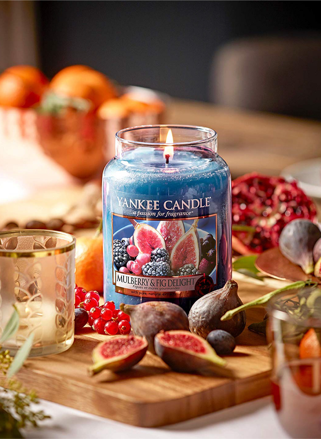 Mulberry Fig Delight Yankee Candle