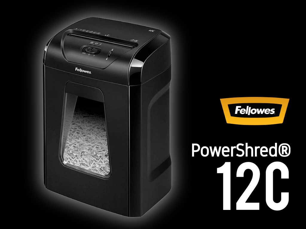 Fellowes PowerShred® 53C