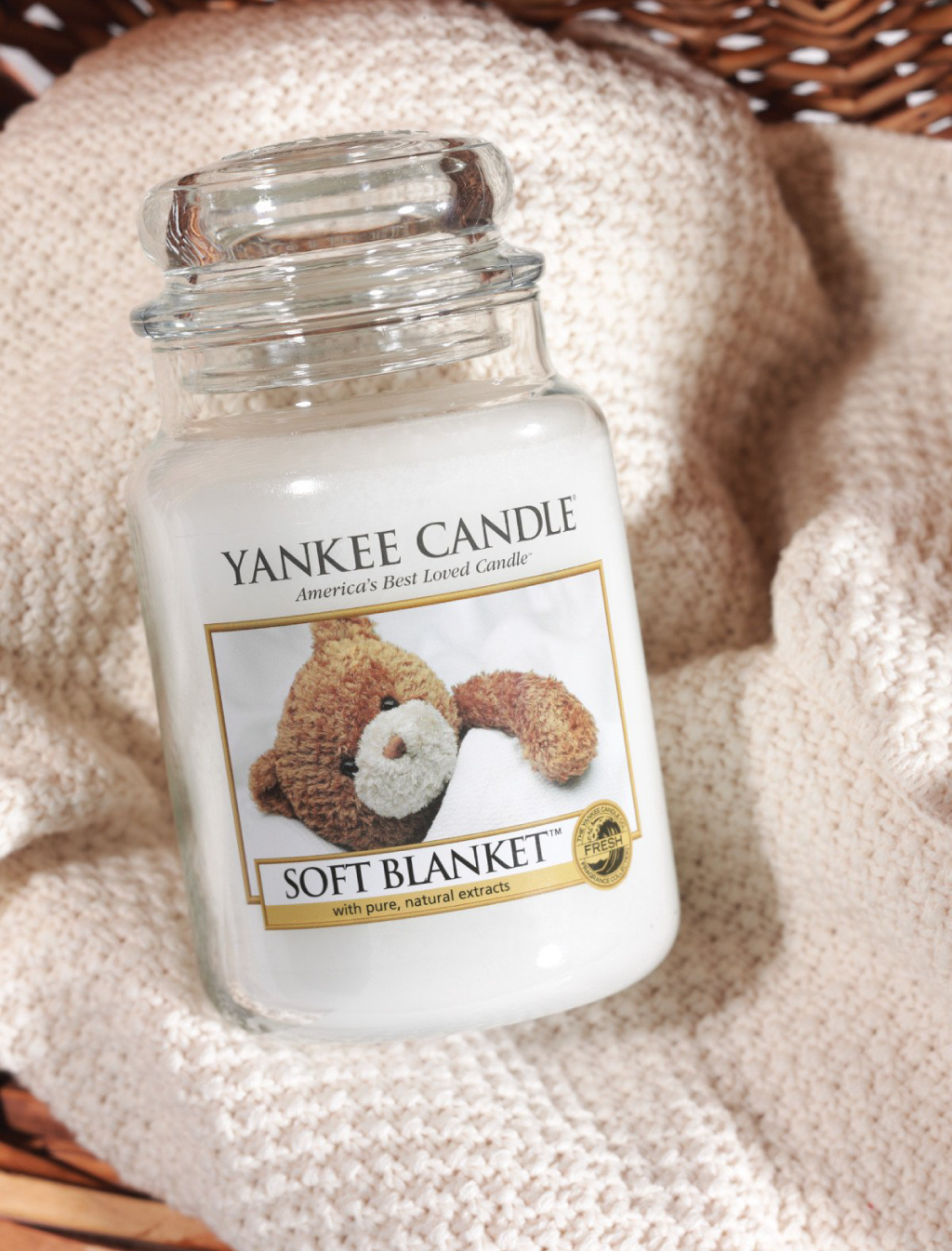 Soft Blanket Yankee Candle in promozione del 25%