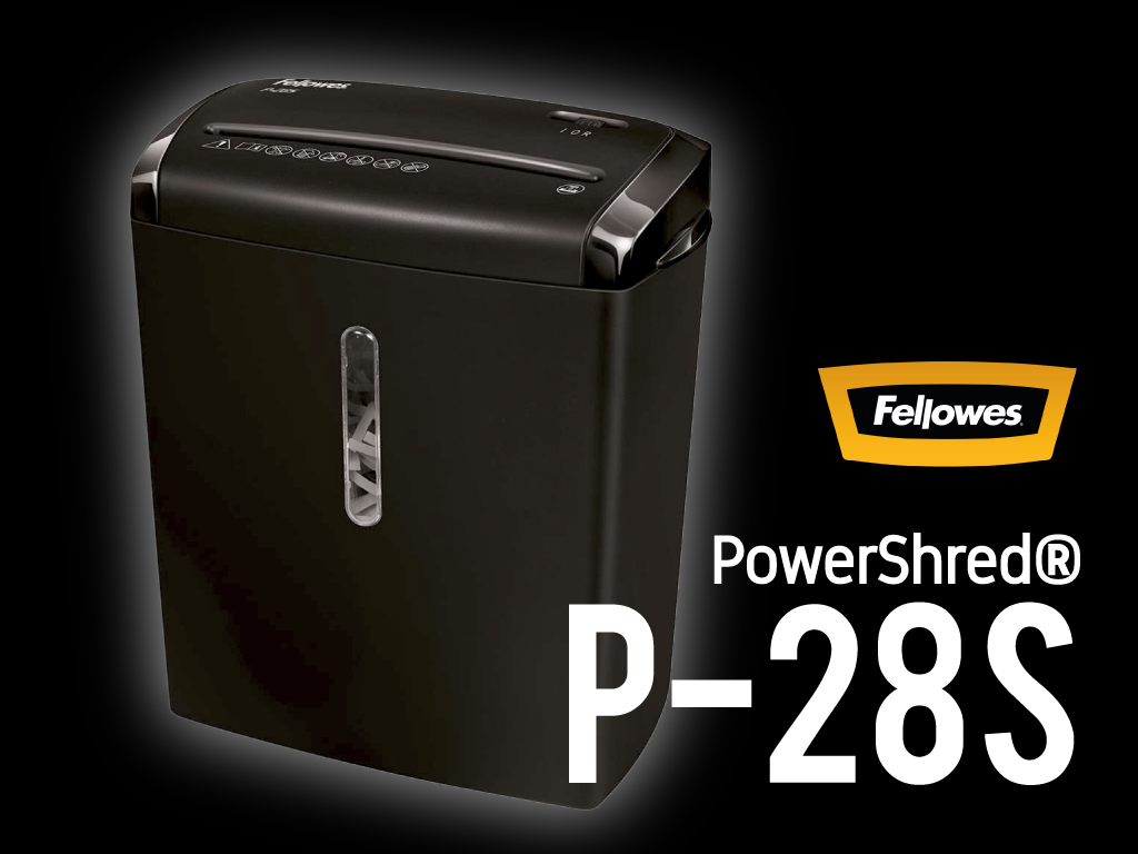 Fellowes PowerShred® P-28S